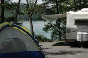 Photo: Bolar Mountain Recreation Area Campsite