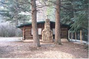 Photo: RILLWAY CABIN