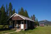 Photo: SNYDER GUARD STATION (WY)