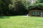 Rental cabin at Stony Fork
