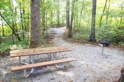 Morganton Point Picnic Area