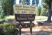 Photo: UPPER STONY CREEK CAMPGROUND