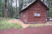 Photo: APACHE MAID CABIN
