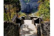 Photo: TAUGHANNOCK FALLS STATE PARK