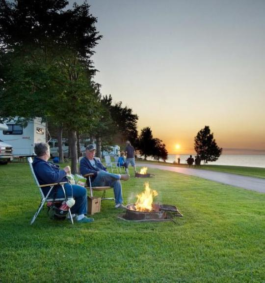 Camping in Upstate New York: 10 best campgrounds to get ...