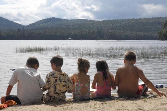 Camping at fish creek pond campground ny for Nysdec fishing license