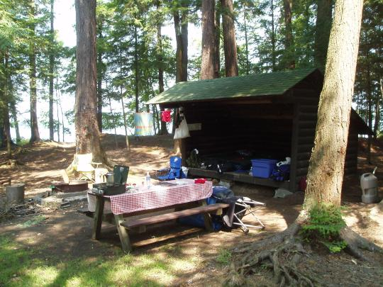 Camping at tioga point campground ny for Nysdec fishing license