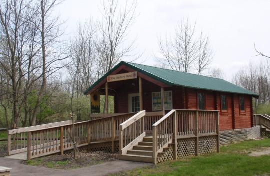 Deer creek state park oh facility details for Camp gioia ohio cabine