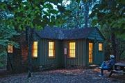 Rental Cabins at Poinsett