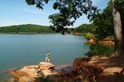 Photo: LAKE HARTWELL