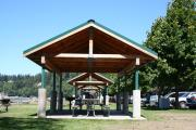 Photo: Small (North) Picnic Shelters