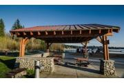 Photo:  Picnic Shelter