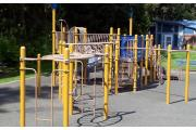 Photo: Playground Structure