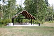 Photo:  Field Picnic Shelter (Two)