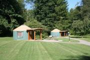 Photo: River Meadows Yurts