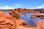 Photo: Sand Hollow State Park
