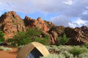Photo: Snow Canyon State Park