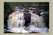 Amnicon Falls campgrounds