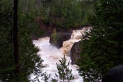 Photo: COPPER FALLS STATE PARK