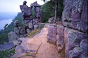 Photo: DEVILS LAKE STATE PARK