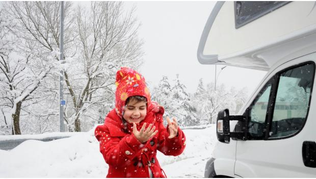 RV Campgrounds for Winter Camping