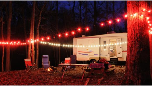 Winter Camping Best RV Campgrounds